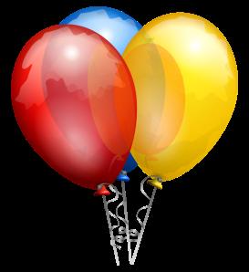 public domain balloons