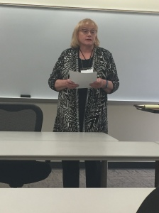 Susan Blasingame, LCU